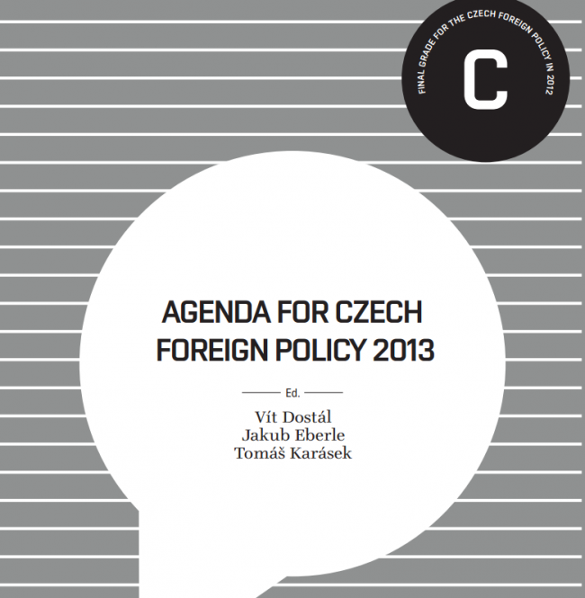 Agenda for Czech Foreign Policy 2013