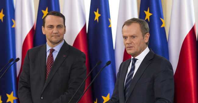Z čela EU odešel Donald Tusk. Je to škoda