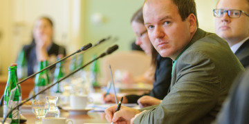 Prague Transatlantic Talks 2014: Facing the Atlantic Cyber Challenge