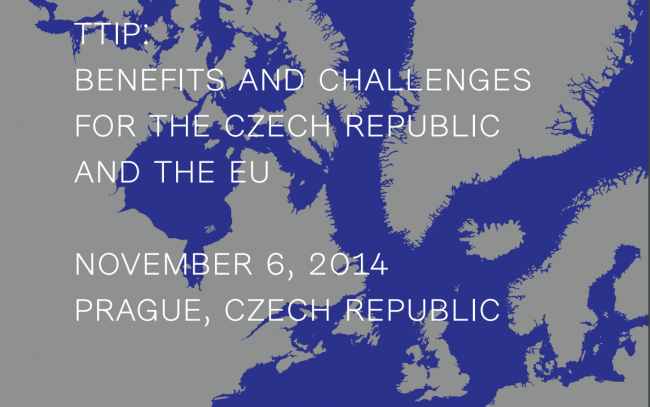 TTIP - Benefits and Challenges for the Czech Republic and the EU (Conference Book)