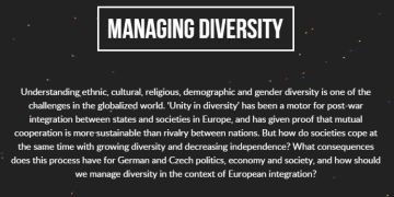 Managing Diversity - website