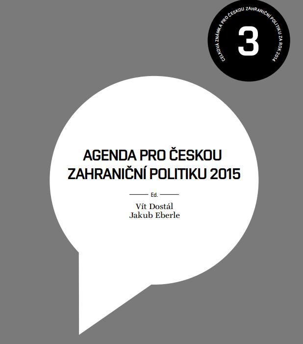 Agenda pro českou zahraniční politiku 2015