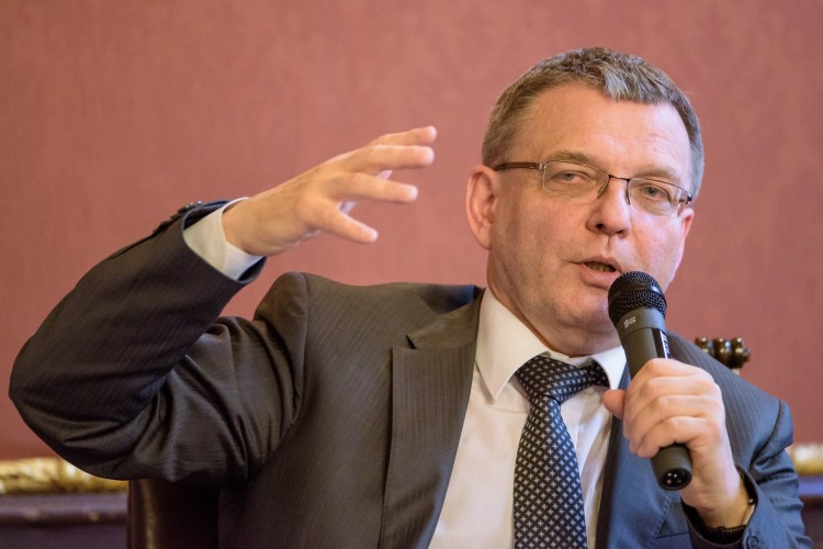 The Czech Foreign Minister's Anti-European Turn