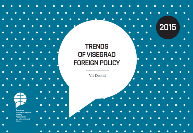 Trendy visegrádských zahraničních politik