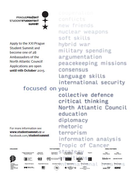 Náborový plakát NATO