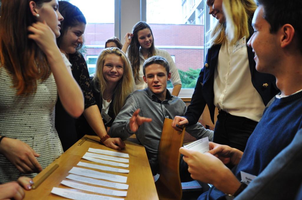 Prazsky studentsky summit 2