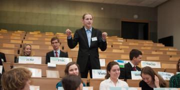 Delegátův průvodce UNEA - XXI. ročník