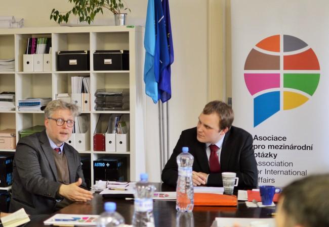 AMO organized 2-day intensive Czech-Polish debates