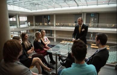 I. přípravné setkání XXII. ročníku Pražského studentského summitu