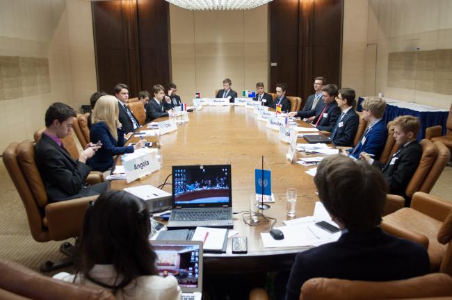 Delegátův průvodce UNSC