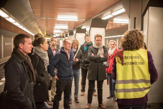 V Berlíně se mladí profesionálové věnovali uprchlictví i česko-německému strategickému dialogu