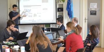 Study trip of the Stopfake's representatives to Prague