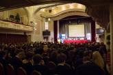 """Michal Horáček: """"Kdo by měl velkým a obtížným výzvám čelit líp, než vy, obdarovaní?"""" aneb jak probíhal první den konference"""