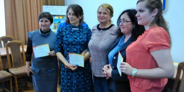 Ukrainian teachers completed training in dramatic education
