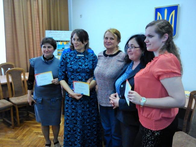 Ukrajinští učitelé absolvovali školení v oblasti dramatické výchovy