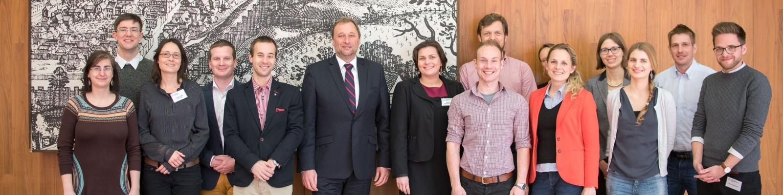 Czech-German Young Professionals Program