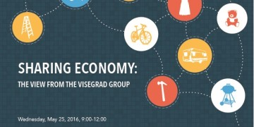 Sharing Economy: The View from the Visegrad Group (plakát)