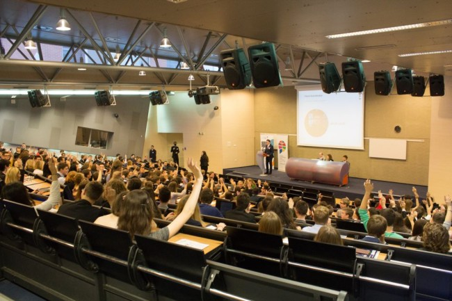 AMO launches a new project focusing on the NATO issues in education