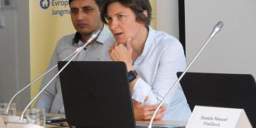Diskussionsrunde zum Islam – Islam-Kritikerin Samková sorgt für Eklat