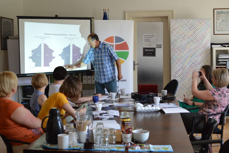 Ukrainian experts got acquainted with the inclusive education