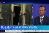 Cíle a úkoly nové britské premiérky