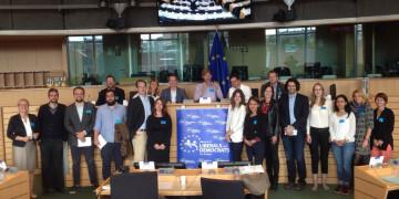 Zuzana Lizcová se zúčastnila diskuzního programu Europaforum v Bruselu