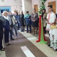 Pinsk 2 uvítání