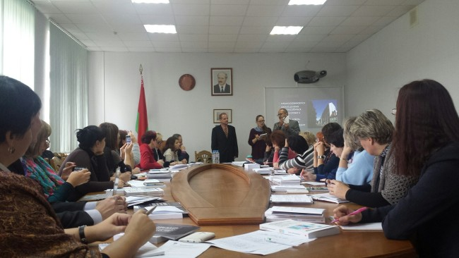 A series of seminars on use of media education