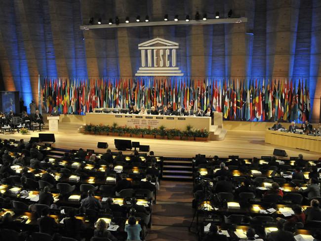 Delegátův průvodce UNESCO