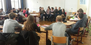 Belarusian teachers learned about media education at Czech urban and provincial schools