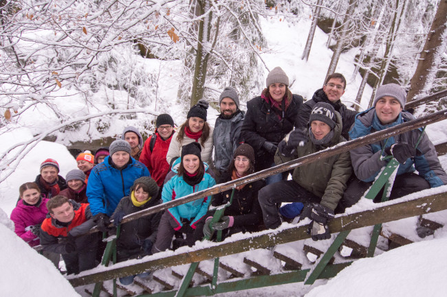 CGYPP alumni had an inspiring gathering in Czech-German borderland