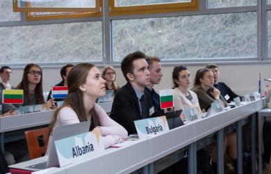 V. přípravné setkání XXIII. ročníku Pražského studentského summitu