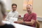 Mladí profesionálové se soustředili na hrozby týkající se české a německé společnosti