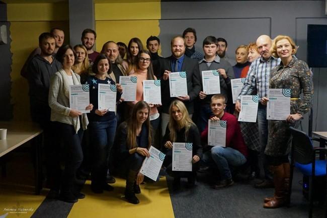 Proběhlo vyhlášení vítězů soutěže o nejlepší factcheckingové práce z ukrajinských regionů