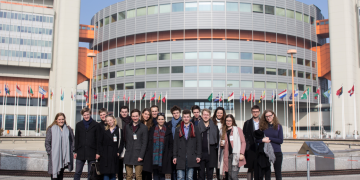 Přípravný tým se vzdělává vprostředí valentýnské Vídně