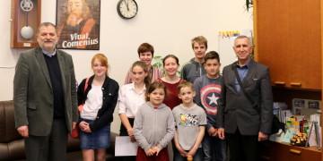 AMO uspořádala další studijní cestu věnující se mediální výchově běloruských učitelů