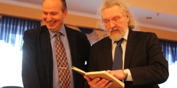 Na Ukrajině proběhlo představení ukrajinského překladu publikace Řízení školy ve znalostní společnosti