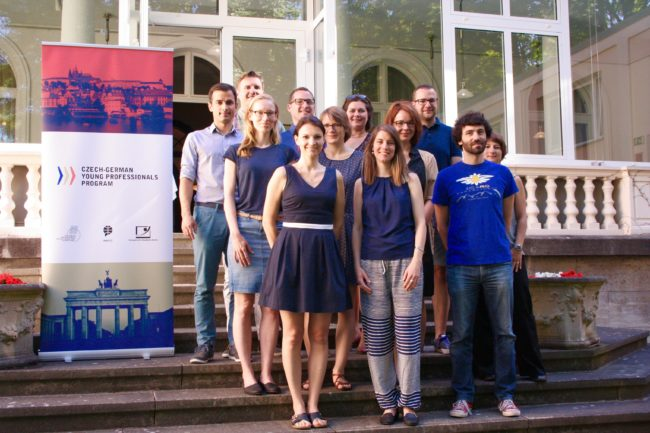 Second workshop for young professionals wrapped up in Berlin