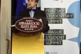 Studenti naší školy jsou zapojeni do projektu Pražský studentský summit