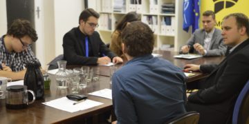 AMO organized 6 seminars for youth political parties' representatives