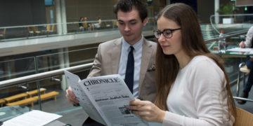 Noviny Chronicle – 0. číslo XXIII. ročníku