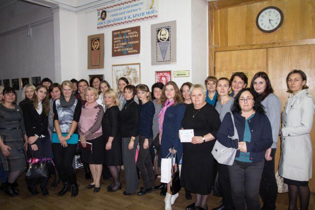 Ukrajinští učitelé se dozvěděli víc o inkluzi a pedagogicko-psychologickém poradenství
