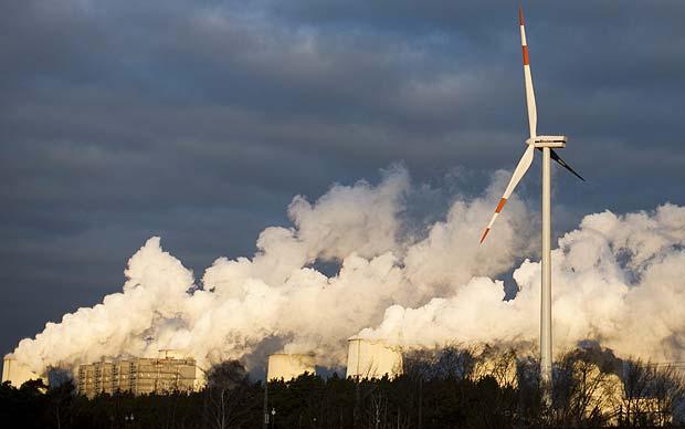 Klimatická změna a nízkouhlíková ekonomika