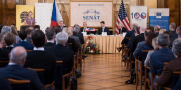 Role USA v evropské bezpečnostní architektuře – 100 let poté