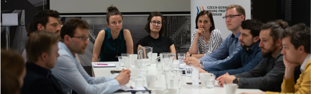Česko-německý program pro mladé profesionály