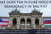 What does the future hold for democracy in the V4?