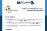 AMO uspořádá studentský bezpečnostní barcamp na téma NATO a české a mezinárodní bezpečnosti