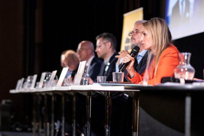 Prague - Leaders debate
