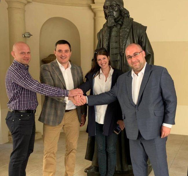 """Projekt """"Rozvoj systému hodnocení kvality vzdělávání v ukrajinských regionech"""" byl zahájen"""