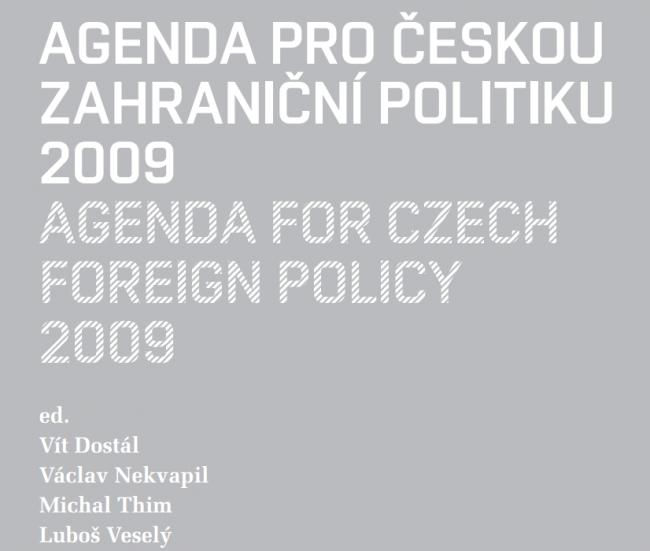 Agenda pro českou zahraniční politiku 2009